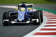 Formel 1 - Sauber: Fehlender Grip vermasselt Qualifying