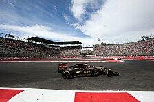 Formel 1 - Lotus: Problemzone langsame Kurven