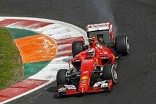 Formel 1 - Iceman on fire: Räikkönen mit Handicap ins Rennen