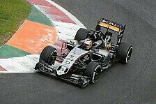 Formel 1 - Shut up! Hülkenberg kassiert Rüffel am Funk
