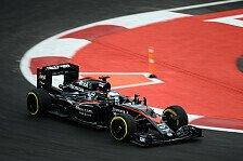 Formel 1 - Button verpasst Quali nach erneutem Motorwechsel