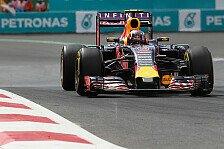 Formel 1 - Safety Car klaut Kvyat das Podium