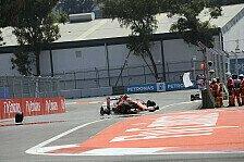 Formel 1 - Vettel: Ausfall war meine Schuld