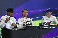 Formel 1 2019 - Rosberg: Bottas kann Hamilton richtig nerven
