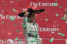 Formel 1 - Mexiko GP: Die Tops und Flops