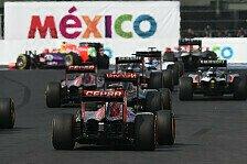 Formel 1: Mexiko GP 2016 - Statistiken, Updates, Ausblick