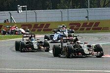 Formel 1 - Lotus Vorschau: Brasilien GP