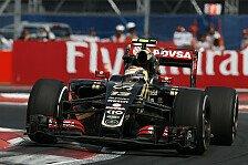 Formel 1 - Maldonado: Kampfgeist bis zur Ziellinie