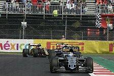 Formel 1 - Force India Vorschau: Brasilien GP