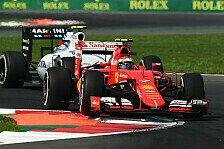 Formel 1 - Bottas und Räikkönen: Kracht es wieder?