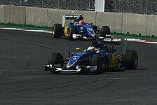 Formel 1 - Sauber Vorschau: Brasilien GP