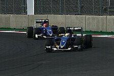 Formel 1 - Sauber in Abu Dhabi unter ferner Liefen