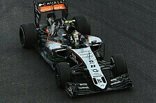 Formel 1 - Force India begeistert von Reifenhexer Perez
