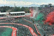 Formel 1 - Wochenrückblick: Mexiko-Party und Schumi-Aufregung