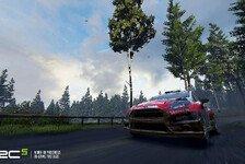 Games - Bilder: WRC 5 - Spielszenen
