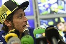 MotoGP - Rossi gibt auf: Berufungsantrag zurückgezogen