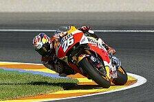 MotoGP - Pedrosa: Energie der Valencia-Fans nutzen