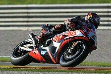MotoGP - Bradl glaubt an Punkte aus eigener Kraft