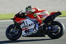 MotoGP - Iannone frustriert: Qualifying kleines Desaster