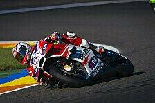 MotoGP - Ein Rennen zum Vergessen für Ducati