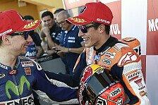 MotoGP - Schützenhilfe: Marquez wehrt sich gegen Vorwürfe