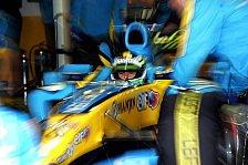 Formel 1 - Giancarlo Fisichella möchte alles geben, um zu siegen