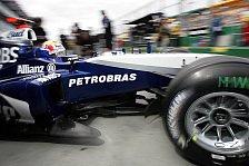 Formel 1 - BMW-Williams sieht sich für das Rennen gut gerüstet