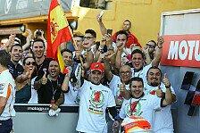 MotoGP - Barbera krönt sich zum Open-Champion