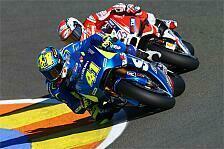 MotoGP - Suzuki: Platzierungen spiegeln Pace nicht wider
