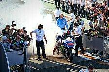 Lorenzo blickt zurück: 2015 bestes Jahr mit Yamaha