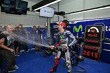 MotoGP - Jorge Lorenzo verzichtet kurzfristig auf RoC-Start