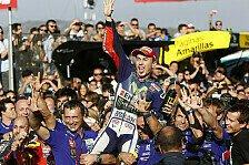 MotoGP - Weltmeister! - Lorenzos Saison im Rückspiegel