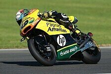 Moto2 - Alex Rins gewinnt Texas GP meisterlich