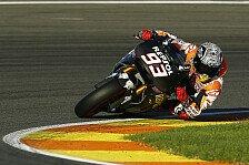 MotoGP - Live-Ticker: Zweiter Testtag in Valencia