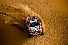 Dakar - Die wichtigsten Fakten zur Dakar-Rallye 2016