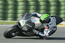 MotoGP - Hochzeitsglocken für Eugene Laverty