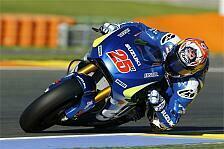 MotoGP - Suzuki testet erstmals Seamless-Getriebe