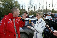 WRC - Shakedown Wales: Ogier und Latvala mit Bestzeit