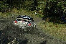 WRC - Bilder: Rallye Großbritannien - Shakedown