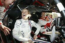 WRC - Video: Citroen: Wales-Shakedown mit Susie Wolff
