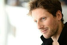 Formel 1 - Romain Grosjean: Emotionaler Abschied von Lotus