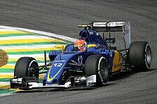 Formel 1 - Felipe Nasr: Interlagos ein wahrgewordener Traum