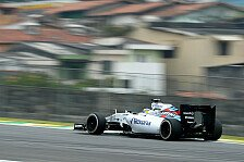Formel 1 - Saisonziel erreicht? Team-Analyse: Williams