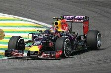 Formel 1 - Red Bull 2017 zu 100 Prozent mit Alternativmotor