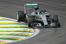 Formel 1 - Taktiker Rosberg mit Hamilton-Hilfe zur Vize-WM?