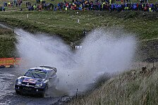 WRC - Wales: Ogier führt, Latvala und Neuville raus