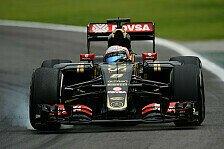 Formel 1 - Uneinigkeit bei Lotus: Gute Balance oder nicht?