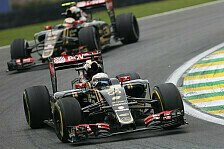 Formel 1 - Saisonziel erreicht? Team-Analyse: Lotus