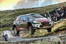 WRC - Wie geht es für Evans, Kubica und Meeke weiter?