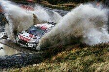 WRC - Rallye Großbritannien: Die Stimmen zu Tag eins